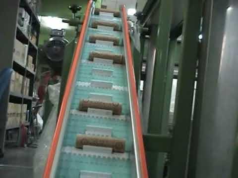 幣捲檢測整列及輸送自動化包裝系統