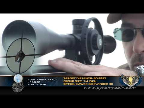 Airgun - http://www.pyramydair.com/s/m/Air_Arms_S200_Hunter_Air_Rifle_10_Shot_Repeater/2640?utm_source=youtube&utm_medium=social&utm_campaign=air-arms-s200-hunter Mad...