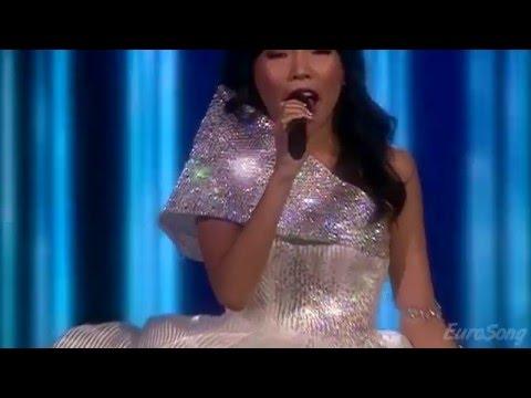 Eurovision'16-Australia:-2° -Dami Im:\