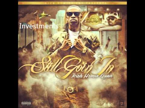 "Rich Homie Quan – "" Investments "" Behind-the-track"