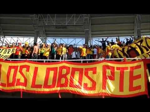 Deportivo Pereira Vs U.popayan 26-08-2012 HD - Lobo Sur - Pereira