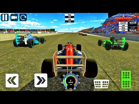 Juegos de Carros - Grand Formula Racing 2020 - Grandes Carreras de Autos