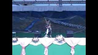 John Vue Dance @ Hmong Fresno New Year 2013-14