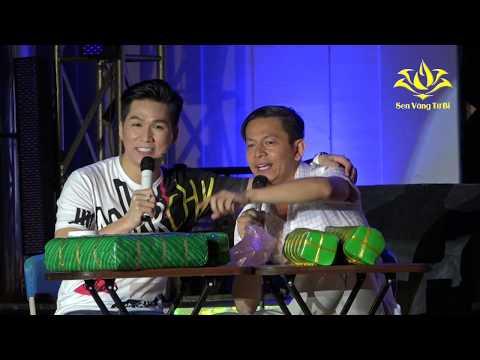 Nhóm Ngọc Duyên tham gia đêm từ thiện sau cùng với NS hài Anh Vũ (Kịch KHÚC DÂN CA ĐÊM GIAO THỪA) - Thời lượng: 35 phút.