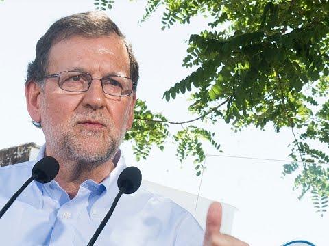 """Rajoy sobre el Brexit: """"Estoy convencido de que va a ganar la opción de permanecer en Europa"""""""