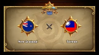 TWN vs NZL, game 1