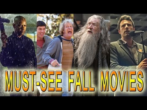 Movies - 15 Must-See Fall Movies: Dumb & Dumber, Hobbit & More! Subscribe Now! ▻ http://bit.ly/SubClevverMovies From Oscar contenders to blockbusters and comedy to drama, there's something for everyone...