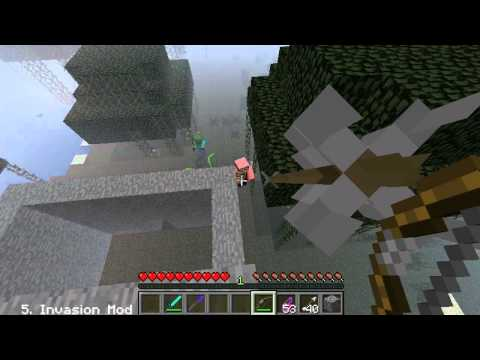 Top 10 Minecraft Mods | Part 1/2 |