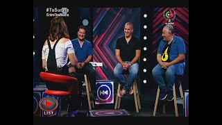 PLAYLIST avec Hakim Laadjel et Hichem Daou du groupe D'zair