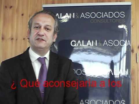 Entrevista a Javier Poveda Morote, Colaborador GALAN & ASOCIADOS CONSULTORES