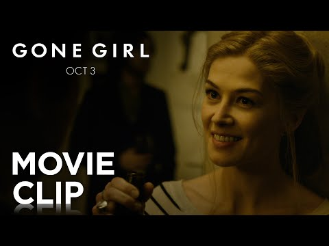 Gone Girl (1st Clip 'Who Are You?')