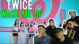 "Video i'm sleepy.. TWICE please ""WAKE ME UP"" (MV Reaction) MP3, 3GP, MP4, WEBM, AVI, FLV Juli 2018"