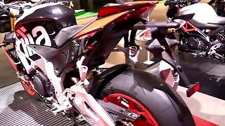 9. 2018 Aprilia Tuono V4 Factory 1100 Complete Accs Series Lookaround Le Moto Around The World