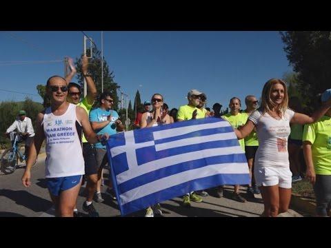 Μ.Πολύζου: «Η Ελλάδα ψηλά και στην Βραζιλία. Οι Έλληνες να σηκώσουν ψηλά τη σημαία και το εθνόσημο»