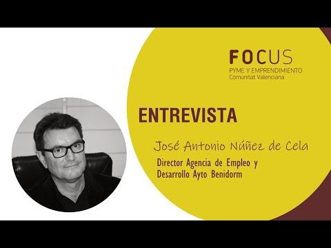Entrevista José Antonio Núñez de Cela en Focus Pyme Marina Alta y Marina Baixa 2019[;;;][;;;]