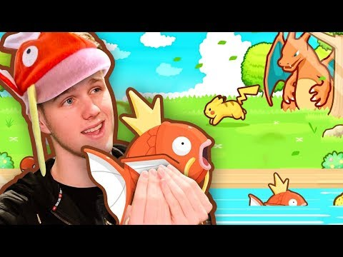 Pokémon: Magikarp Jump - Video
