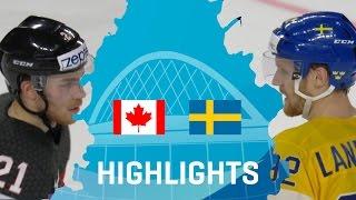 Канада - Швеция 1-2 Б