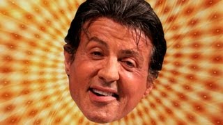 Sexing It Up With Sylvester Stallone - YouTube