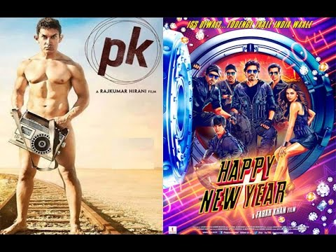 PK Movie – Theatrical Trailer to Release with Happy New Year | New Bollywood Movies News 2014
