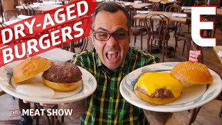 Is This Dry-Aged Patty America's Best Burger? - The Meat Show by Eater