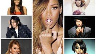 (PARODY) The Legends Panel: Rihanna, Amanda Bynes, and Iyanla Vanzant
