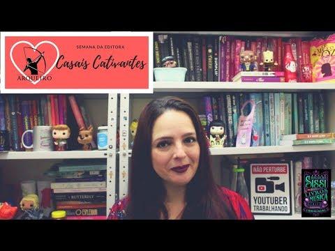 5 Casais Cativantes -  Editora Arqueiro - Semana da Editora | Dicas da Sissi