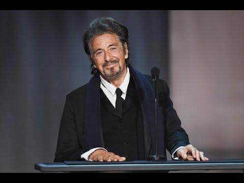 Al Pacino recalls memories of Diane Keaton