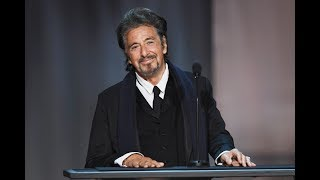 In a clip from the AFI LIFE ACHIEVEMENT AWARD: A TRIBUTE TO DIANE KEATON, Al Pacino recalls past moments with Diane Keaton, including when she first met Marlon Brando. Watch the entire TV special on TCM on July 31, 2017.