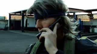 Solid Snake Vs. Sam Fisher (Live Action)