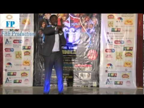 Mc shakara official comedy stage performance