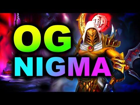 NIGMA vs OG - TI CHAMPIONS GAME - DPC EU DREAMLEAGUE S14 DOTA 2