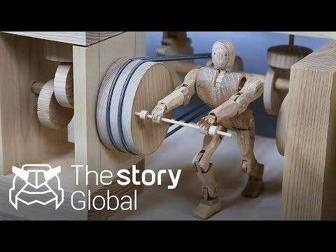 [ENG CC] Dolls moving on mechanical principles, Automata! Meet the Korean Automata maker