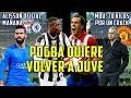 Pogba Quiere Volver A La Juventus  Oferta Por God N  El Crack Que Pide Mourinho  Alisson A Punto