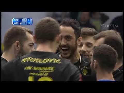 ΠΑΝΑΘΗΝΑΙΚΟΣ – ΑΕΚ 3-0 | VOLLEY LEAGUE | 02/02/2019 | ΕΡΤ