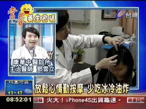有頭皮屑好困擾中醫談解決之道