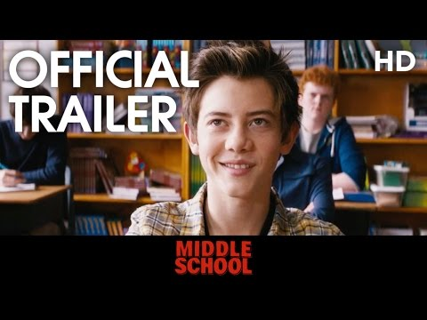 Middle School: The Worst Years Of My Life (2017) Official Trailer 2 [HD]