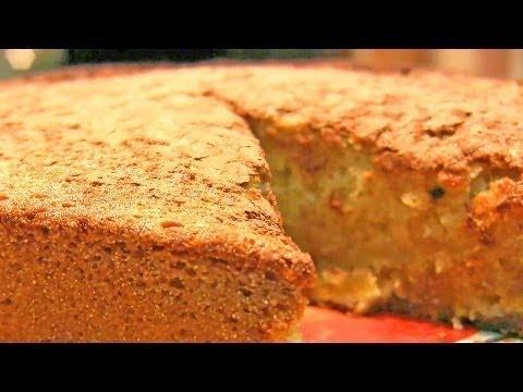 Простой с фото сладкого пирога из кефира