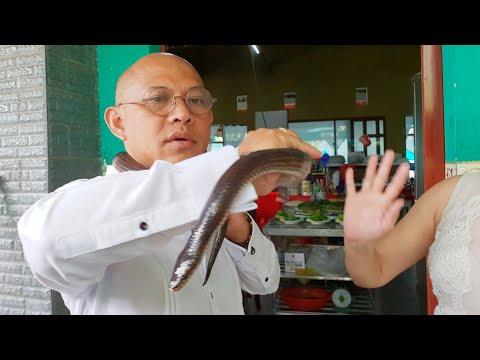 Food For Good Eps 163: Đừng dại dột đùa giỡn với rắn hổ hành vì bạn sẽ ghiền với món hấp sả đấy - Thời lượng: 56:31.