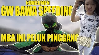 Video Mba Ini Peluk Pinggang Karena gw Bawa Speeding | Bro Omen MP3, 3GP, MP4, WEBM, AVI, FLV Maret 2019