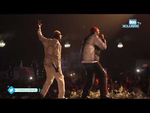 Ajebo Hustlers Pay Homage To Burna Boy For For Giving Them Home