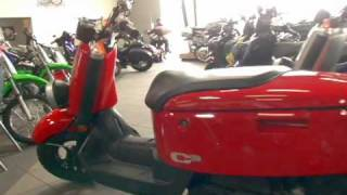 10. 2009 Yamaha C3 Scooter