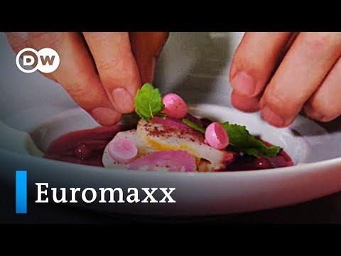Tim Raue: Vom Straßenjungen zum Sternekoch | Euromaxx