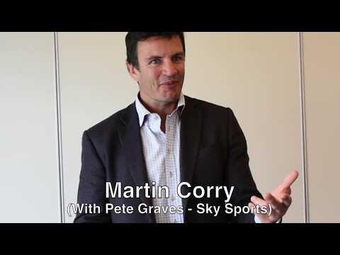 Lucky Dip: Martin Corry