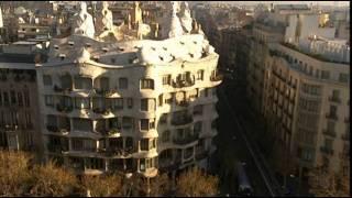 Barcelona, Antoni Gaudi, The Casa Mila
