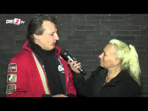 Interview mit Peter White in Duisburg-Neumühl