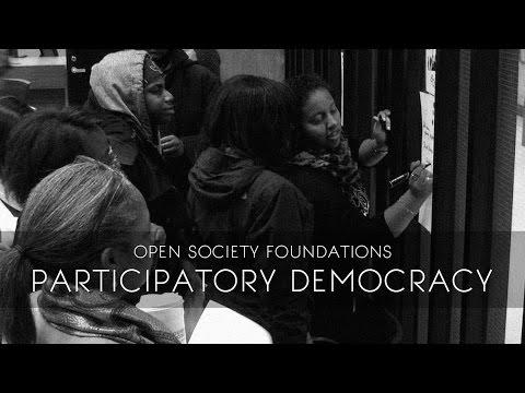 UN Sustainable Development Goals: The Power of Participatory Democracy