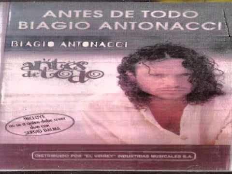 , title : 'Biagio Antonacci - Como tantos en el mundo (Come siamo tanti al mondo)'