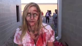 Zombie Run at the Guardian Center 10/29/2016 Perry, GA