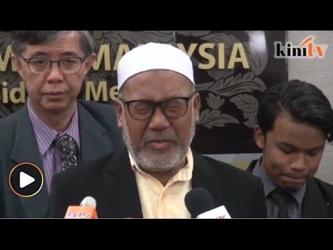 Air mata bapa Siti Aishah berjujuran di Parlimen mengenang nasib anak