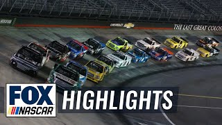 UNOH 200 at Bristol | NASCAR on FOX HIGHLIGHTS by FOX Sports